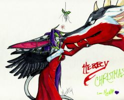 Merry Christmas Sis by Chebits
