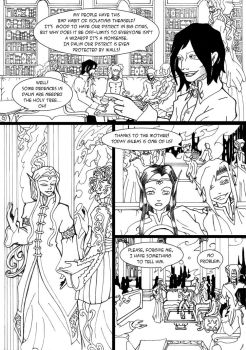 The Dark Artifact - Special Chapter pag. 2 by Enoa79