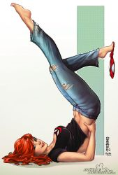 Mary Jane by SquirrelShaver