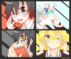 RWBY Spectacles by AoNeko90