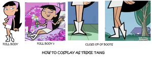 How to Cosplay as Trixie Tang by Prentis-65