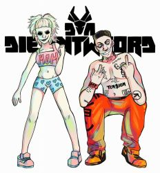 Die Antwoord by Zors-ToyChest