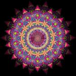 Ancient mandala by Alienjedna