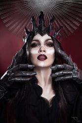 Black witch by HydraEvil