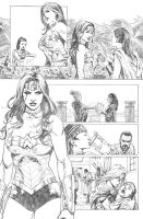 Wonder Woman #47 Page 4 by mikemaluk