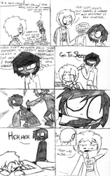 Jeffy And Johnny Meeting Page 5 by InsanelyADD