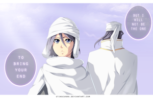 Bleach 569 - Kuchiki Rukia and Kuchiki Byakuya by StingCunha