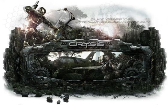 Crysis Art by lathreel