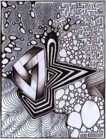 Abstract doodle by grievence