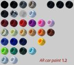 car paint for AR3 update by OsTin