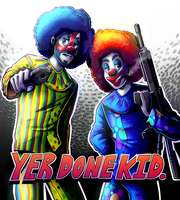 Red Vox - Clown Mafia + SPEEDPAINT by NeppyNeptune