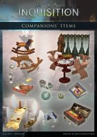 DAI Props - Companions' Items XPS - (DOWNLOAD) by raccooncitizen