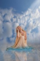 Goddess of Sea and Sky by photopixie