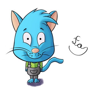 Gumball by LasicaArts