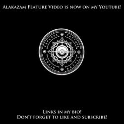 Alakazam Feature Video is now on Youtube!