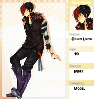OH::Chuin Long by 01604