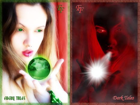 Faery and dark tales by Kaball