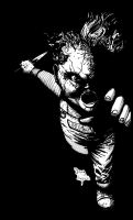 Chucky Child's Play by DougSQ