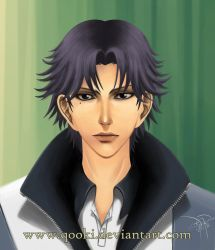 Atobe the King by QooKi