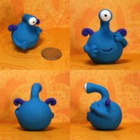 Candon the Timid Monster by TimidMonsters