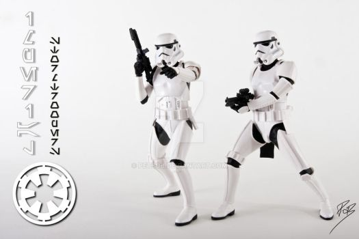 The Empire Needs You by PeteOB