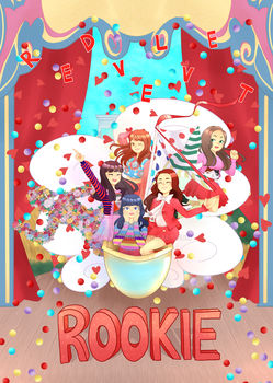 Rookie Rookie! by kagami-rin