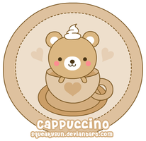 Cappuccino in a teacup by SqueakyToybox