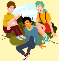 CAMPCAMP by Flannyrr