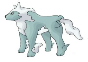 Fakemon - Wolfrost - 094 by DU7CH13