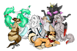 Group Photo by Redwingsparrow