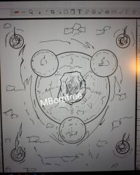 Mystery Dungeon Circle by MBornfree