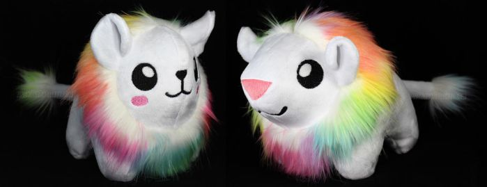 Rainbow Lions (pre-orders open!) by MagnaStorm
