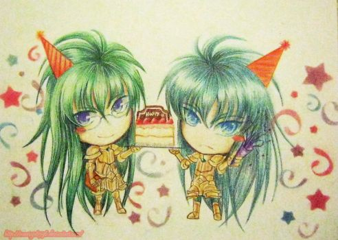 Camus and Degel -HB ^^ by mariajo6596