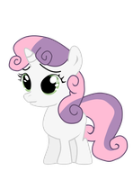 Worried Sweetie Belle by Sueroski