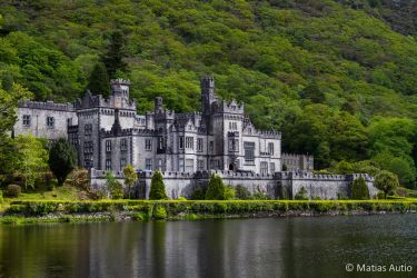 Kylemore Abbey by masteronion