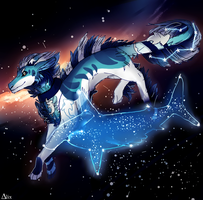Starze - Art Fight by Deltalix