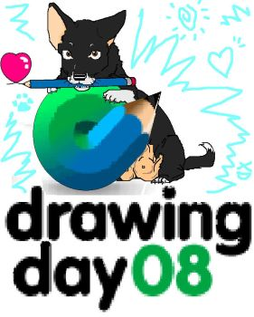 Drawing Day by FFgirl7