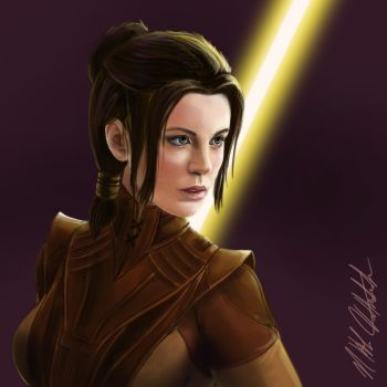 Bastila by LittleFoxStudio