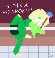 BABY PERIDOT!!!!!!!!!!!!!!!!!!!!!!!!!!!!!!!!!!!!!! by 11--Dark-Ruin--11