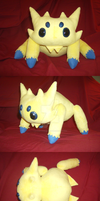 Giant Joltik Plush