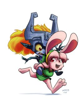BunnyLinkRide sml by tran4of3