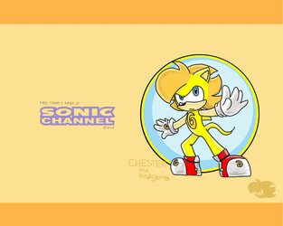 Sonic Channel-Chester by LeniProduction