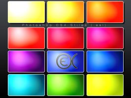 Colorfull Stile Part2 by expression-stock