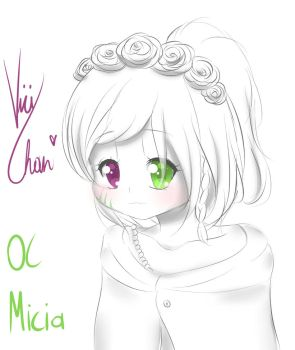 OC Micia (2016) by ViciChan