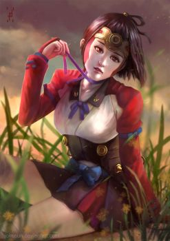 Mumei by JokoSun