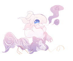 [CLOSED] Pastel Wailing Jolleraptor Auction by PlXlEDUST