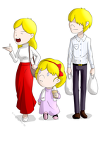 M2EB_Tracy's family by Chivi-chivik