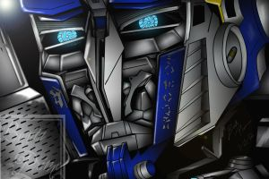 Optimus Prime DOTM -Complete by ElitaOneArts
