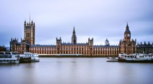 Houses of Parliament II by Erinti