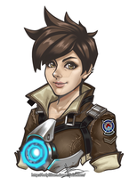 +Gift+ Tracer by HolyLilium